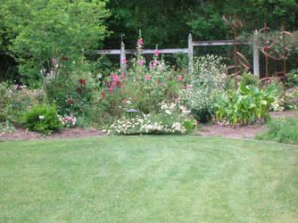 Gardenwalk - 1 by cosmos-Resources
