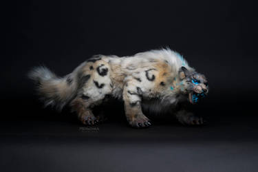 Spirit beast Loque'nahak by miaushka-workshop