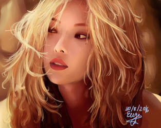 Kim HyunA - A+ by type-your-answer