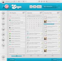Suga' Suite Admin Panel by LOUDAMedia