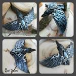 Raven by OwlPolaris