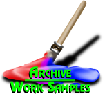 Work Samples Icon by dayna-ward