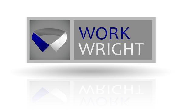 work wright logo by yashesh