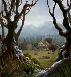 The Gardner farm 01 - March by Disezno