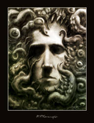 Lovecraft, King of Nightmares by Disezno