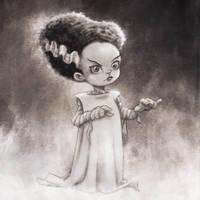 Little Bride by Disezno