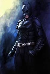 The Dark Knight by BoyGTO