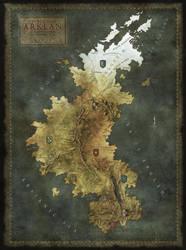 Realms of Arklan by MaximePLASSE