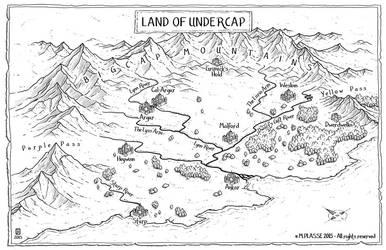 Land of Undercap by MaximePLASSE