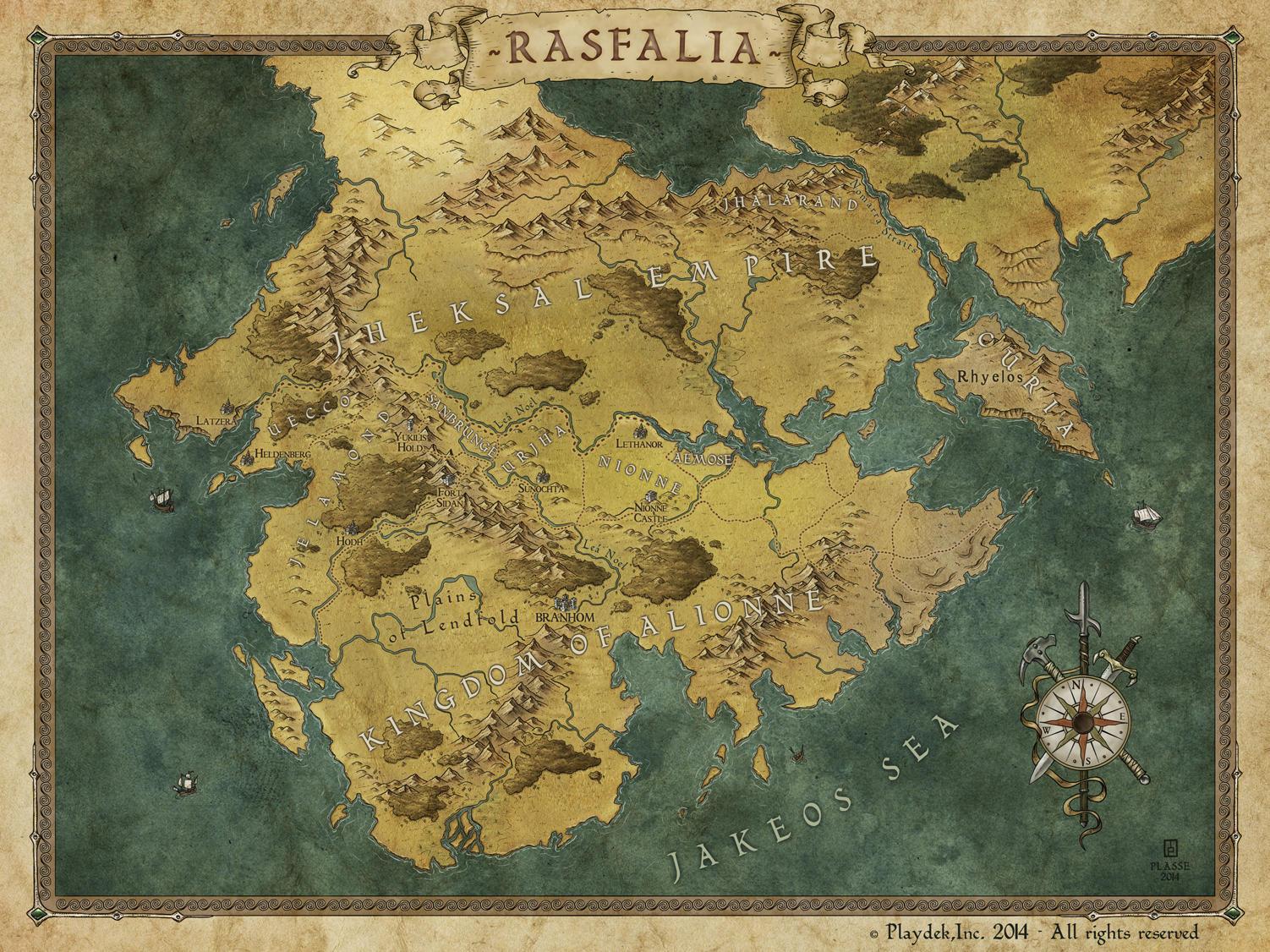 Rasfalia by MaximePLASSE