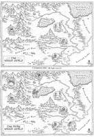 King's Challenge maps by MaximePLASSE