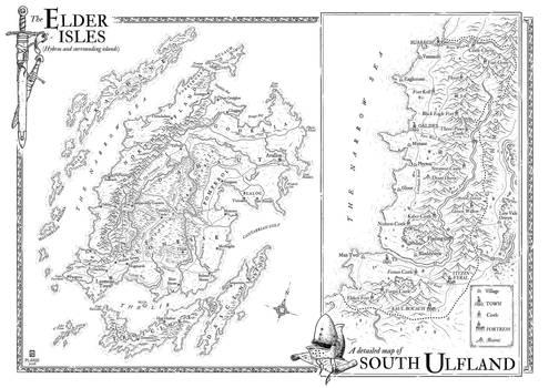 The Elder Isles by MaximePLASSE