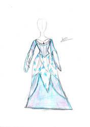 Sketch dress by linda0808