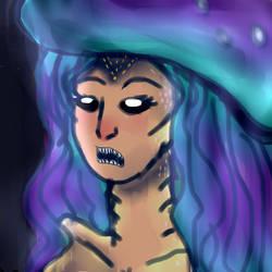 Jelly mermaid by linda0808