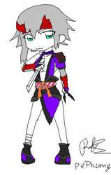 Queen's BLade Shizuka by zPePhungz