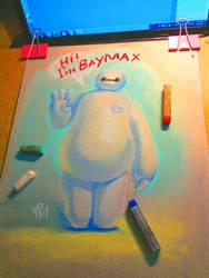Baymax by zPePhungz
