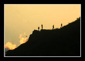 silhouettes 1 by chinlop