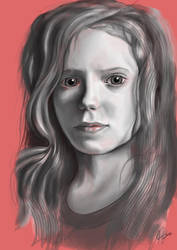 Portrait Little Princess by ThomasWeihs