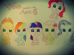 My Little Chibi Pony by sparkle21498
