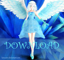 MMD Ice Girl +DL Open! by LainazXV