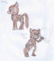 MLP: Wolfmoon by Swordmaster200