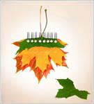 Autumn Calendar by LiiQa