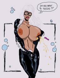Black Cat Sam 7 Co by GGO by grumpygrimone