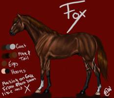 Fox Ref by Abiadura