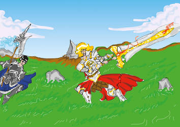 Duelle by Rockraiven