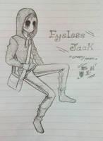 Eyeless Jack by Monii-chin