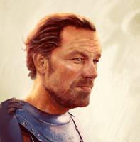 Jorah Mormont by smici