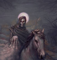 Deathhorse by smici