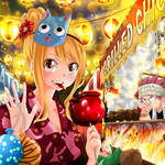 Lucy Fairy Tail 100years cover8 by MariaBlueNeko
