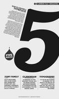 Typeface by jlgm25