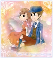 Clive x Flora - Enchanting by Yami-Chii