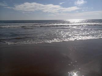 Beach by snigglefritz98