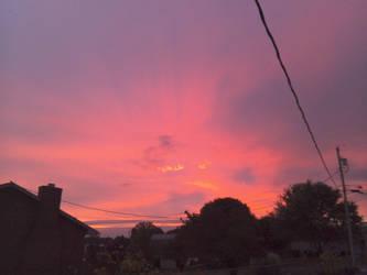 Sunset by snigglefritz98