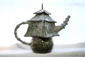Pagoda Tea by lokefana