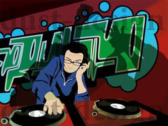 DJ by dust-design