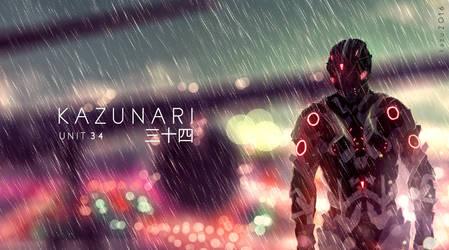 Unit 34 by Kyokazu