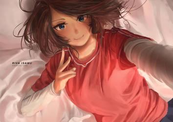 selfie! by Kyokazu