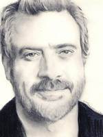 Jeffrey Dean Morgan, John W by sammytvr