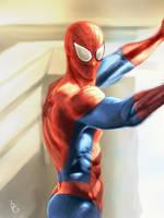 Spider-Man Light by Quasi-agent1