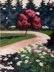 Peony Garden by Vineris