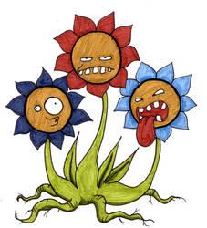 Flower Hydra by Vineris