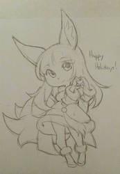 Happy Holiday! by veroro