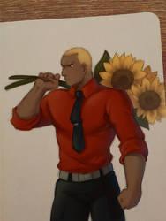 sunflower pt 2 by veroro