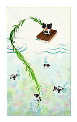 Fishing For Panda by snowmask