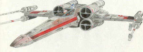 X-Wing by n474r