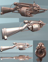 Bolt Launcher by Jholliday